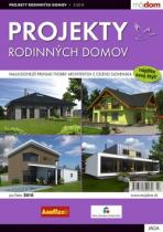 Projekty rodinných domov jar/leto 2010