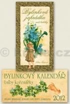 Klára Trnková: Bylinková zahrádka Bylinkový kalendář 2012