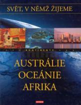Austrálie Oceánie Afrika