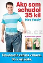 Miro Veselý: Ako som schudol 35 kíl