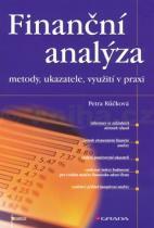 Petra Růčková: Finanční analýza