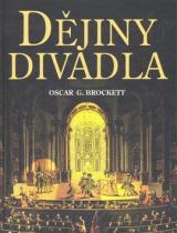 Oscar G. Brockett: Dějiny divadla