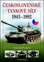 Vladimír Francev: Československé tankové síly 1945 1992