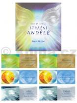 Angela McGerr: Zlatí & stříbrní strážní andělé