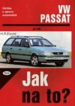 Hans-Rüdiger Etzold: VW Passat Limuzína od 4/88 do 9/96, variant pd 6/88 do 5/97