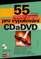 Petr Broža: 55 nejlepších programů pro vypalování CD a DVD