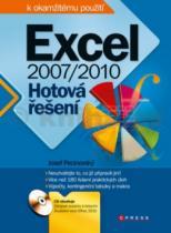 Josef Pecinovský: Microsoft Excel 2007/2010 + CD ROM