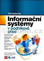 Petr Sodomka: Informační systémy