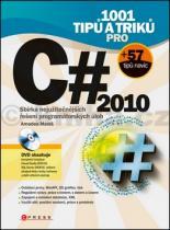 Amadeo Mareš: 1001 tipů a triků pro C# 2010 + DVD