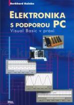 Burkhard Kainka: Elektronika s podporou PC + CD