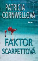 Patricia Cornwellová: Faktor Scarpetová (Ikar)