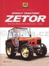 František Lupoměch: Opravy traktorů Zetor