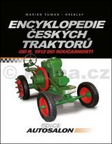 Marián Šuman - Hreblay: Encyklopedie českých traktorů