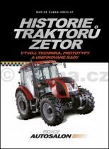 Marián Šuman - Hreblay: Historie traktorů Zetor