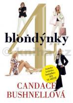 Candace Bushnellová: 4 blondýnky