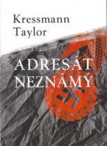 Taylor Kressmann: Adresát neznámý