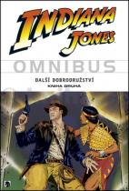 Larry Lieber: Indiana Jones Další dobrodružství Kniha druhá