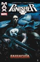 Goran Parlov: Punisher Max 6 Barracuda