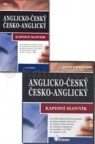 Anglicko český/česko anglický kapesní slovník + CD ROM