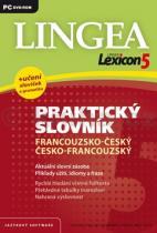 Lexicon5 Praktický slovník Francouzsko český, Česko francouzský