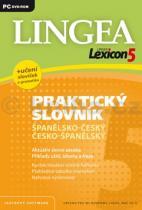 Lexicon5 Praktický slovník Španělsko český, Česko španělský