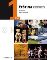 Pavla Bořilová: Čeština expres 1 (A1/1) + CD