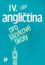 Stella Nangonová: Angličtina pro jazykové školy IV.