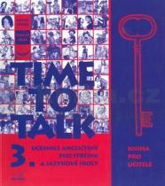 Tomáš Gráf: Time to Talk 3. Kniha pro učitele