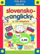 Moj prvý slovník slovensko anglický