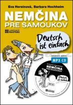 Eva Hereinová: Nemčina pre samoukov + CD