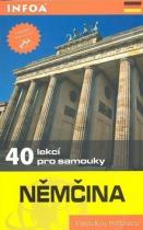 Wolfram Klatt: Němčina 40 lekcí pro samouky kniha bez CD