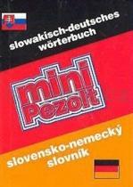 Gertrúda Mischke: Slovensko nemecký slovník slowakisch deutsches wörterbuch