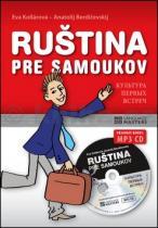 Eva Kollárová: Ruština pre samoukov + CD