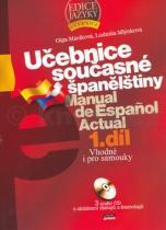 Olga Macíková: Učebnice současné španělštiny 1.díl + 3CD