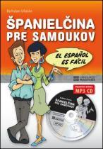 Bohdan Ulašin: Španielčina pre samoukov + CD