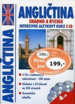 Angličtina Intenzivní jazykový kurz s CD