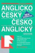 FIN Anglicko český česko anglický slovník New generation