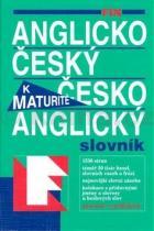 Anglicko český česko anglický slovník k maturitě