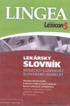 Lexicon5 Lekársky slovník nemecko slovenský slovensko nemecký