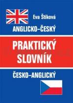 Eva Štiková: Praktický slovník anglicko český, česko anglický