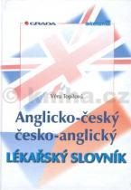 Věra Topilová: Anglicko český, česko anglický lékařský slovník