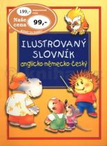 Andriej Melnikow: Ilustrovaný slovník anglicko německo český