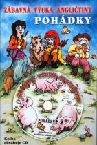 Darren Baker: Zábavná výuka angličtiny Pohádky + CD