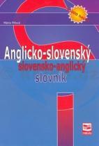 Mária Piťová: Anglicko slovenský slovensko anglický slovník