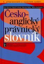 Jana Oherová: Česko anglický právnický slovník