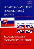 Pavel Mokráň: Slovensko Anglický frazeologický slovník Slovak English dictionary of idioms