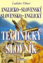 Ladislav Véhner: Anglicko slovenský slovensko anglický technický slovník