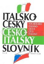 Zdeněk Frýbort: Italsko český česko italský slovník
