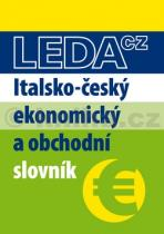 Antonín Radvanovský: Italsko český ekonomický a obchodní slovník