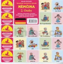 Antonín Šplíchal: Němčina 2. Osoby